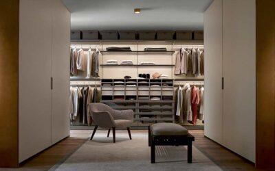 Elegir entre armario o vestidor
