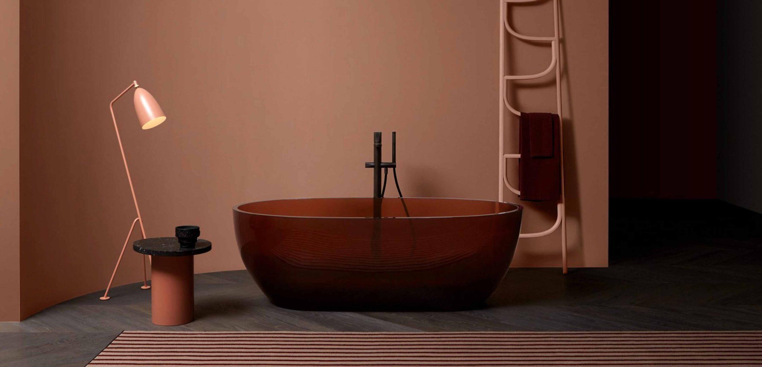 bañera diseño